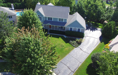 West Dundee Single Family Home For Sale: 1345 Chadwick Court