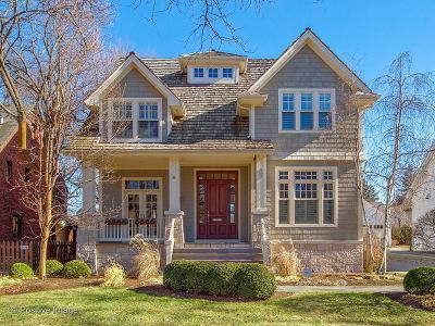 Hinsdale Single Family Home For Sale: 507 South Washington Street