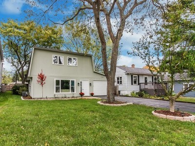 Downers Grove Single Family Home Re-Activated: 4935 Rose Avenue