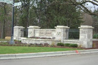 Shorewood Residential Lots & Land For Sale: 21437 South Redwood Lane