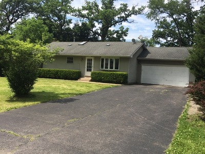 Crystal Lake Single Family Home For Sale: 1330 Louise Street