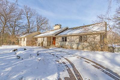 Elgin Single Family Home For Sale: 39w526 Lori Lane