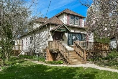Homewood Single Family Home Contingent: 18004 Homewood Avenue