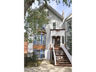 Multi Family Home For Sale: 1042 West Newport Avenue