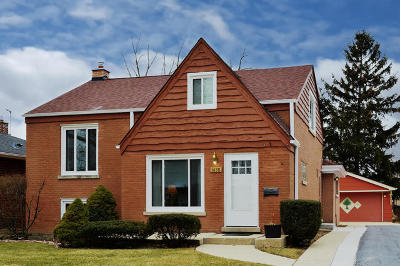 Westchester Single Family Home For Sale: 1638 Bristol Avenue