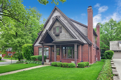 Hinsdale Single Family Home For Sale: 228 Ravine Road