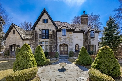 Hinsdale Single Family Home For Sale: 904 Allmen Avenue