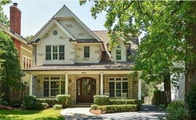 Winnetka Single Family Home For Sale: 808 Lincoln Avenue