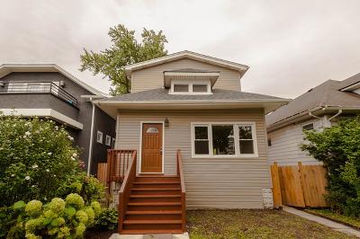 Oak Park Single Family Home For Sale: 1038 South Ridgeland Avenue