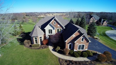 St. Charles Single Family Home For Sale: 5n579 Creek View Lane