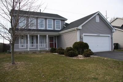 Lakewood Crossing Single Family Home Price Change: 1243 Lakewood Circle