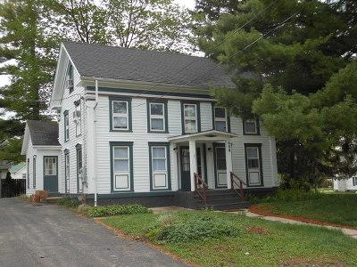 Maple Park Multi Family Home For Sale: 608 Elm Street