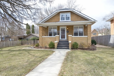 Naperville Single Family Home For Sale: 829 North Brainard Street