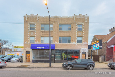 Condo/Townhouse For Sale: 3839 North Western Avenue #203