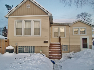 Calumet City Single Family Home For Sale: 759 May Street