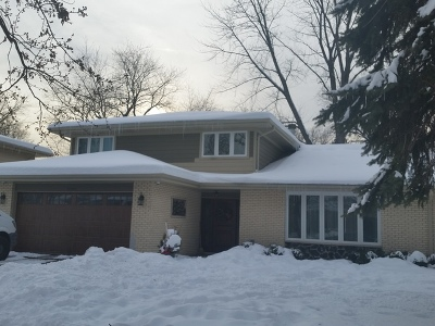 Palos Heights, Palos Hills Single Family Home For Sale: 10426 South Alta Drive