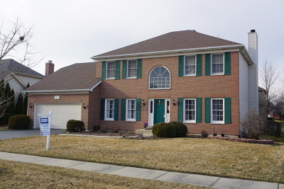 Naperville Single Family Home For Sale: 2635 Hoddam Road