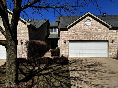 Plainfield Condo/Townhouse New: 22948 Pilcher Road