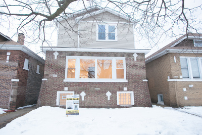 Chicago Single Family Home Re-Activated: 8342 South Paxton Avenue