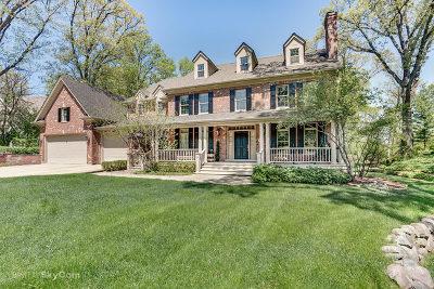 Wheaton Single Family Home For Sale: 71 Muirfield Circle
