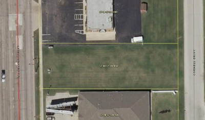 Bourbonnais Residential Lots & Land For Sale: Lot 2 North Convent Street