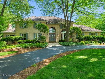 St. Charles Single Family Home For Sale: 5n871 East Ridgewood Drive