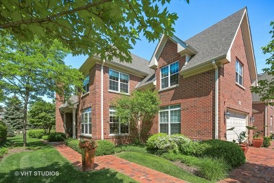 Western Springs Condo/Townhouse For Sale: 904 Hickory Drive