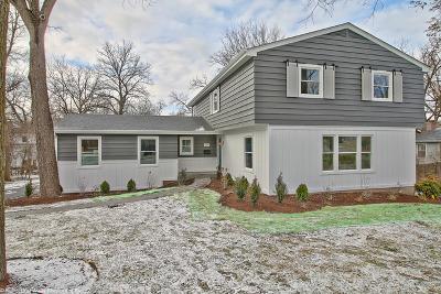 Naperville Single Family Home New: 309 White Oak Drive