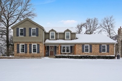 Hinsdale Single Family Home New: 415 Glendale Avenue