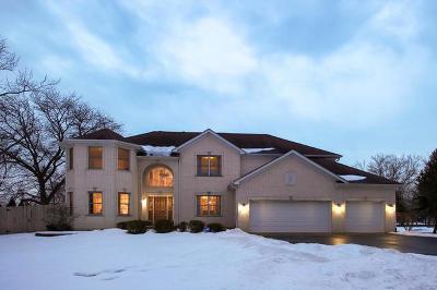 Glen Ellyn Single Family Home For Sale: 22w065 Ahlstrand Road
