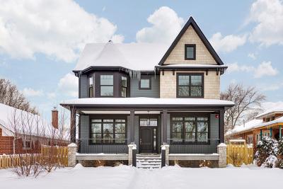 Oak Park Single Family Home For Sale: 171 North Lombard Avenue
