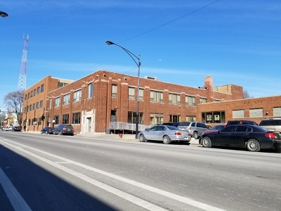 Commercial For Sale: 3333 North Elston Avenue