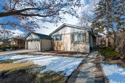 Skokie Single Family Home For Sale: 4044 Enfield Avenue