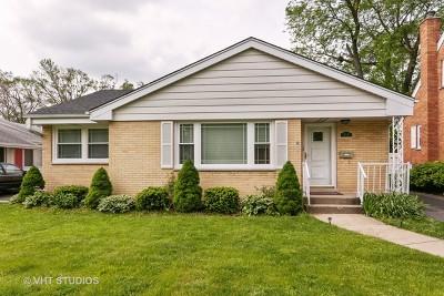 Elmhurst Single Family Home For Sale: 458 Alma Avenue