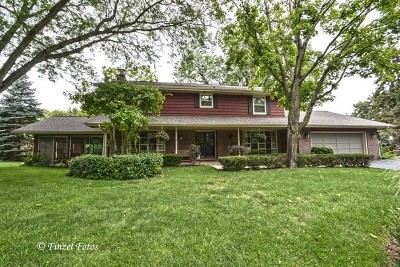 Dundee Single Family Home For Sale: 36w590 Oak Hill Drive