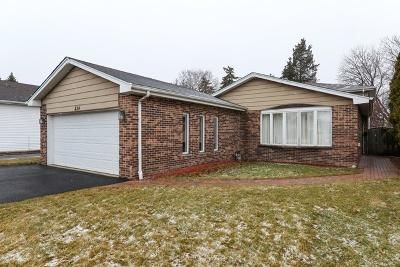 La Grange Single Family Home For Sale: 824 East Avenue