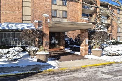 Willowbrook Condo/Townhouse For Sale: 301 Lake Hinsdale Drive #208