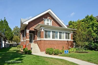 Oak Park Single Family Home For Sale: 419 North Lombard Avenue