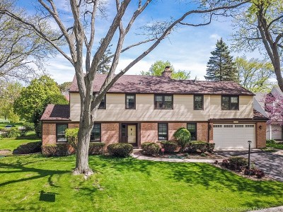 Wilmette Single Family Home For Sale: 4088 Fairway Drive