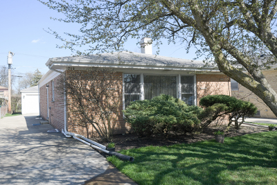 Wilmette Single Family Home For Sale: 712 Lawler Avenue
