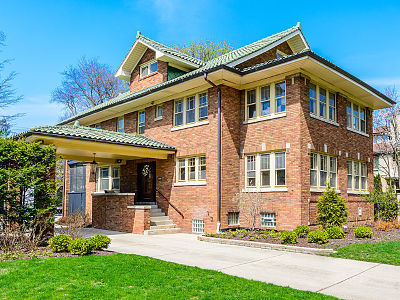 River Forest Single Family Home For Sale: 922 Lathrop Avenue