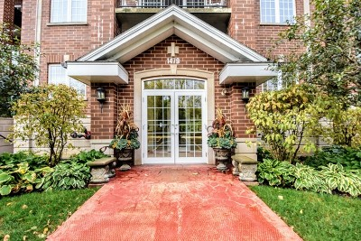 Libertyville Condo/Townhouse For Sale: 1479 North Milwaukee Avenue #111