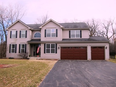 Hoffman Estates Single Family Home New: 5759 Acorn Court