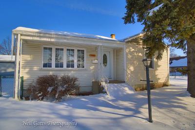 Midlothian Single Family Home New: 14556 Homan Avenue