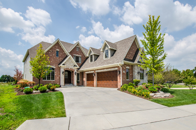 Naperville Single Family Home New: 3311 Club Court