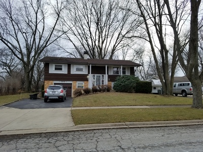 Hoffman Estates Single Family Home New
