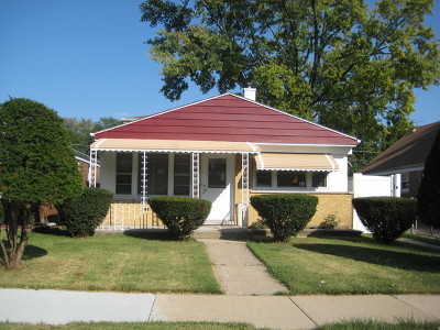 Bellwood Single Family Home For Sale: 109 Geneva Avenue