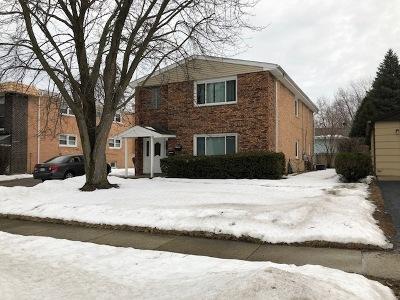 Hanover Park Multi Family Home New: 2185 Burr Oak Street