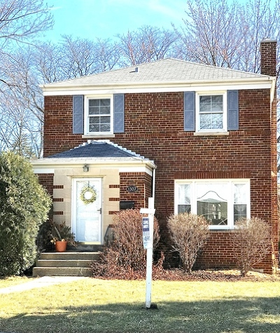 Westchester Single Family Home For Sale: 1307 Newcastle Avenue