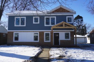 La Grange Park Single Family Home For Sale: 330 Newberry Avenue